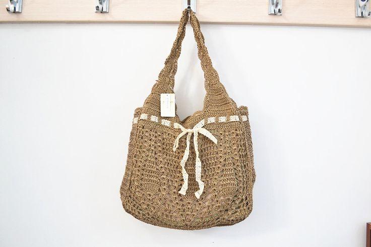 Fabrika doğrudan dış ticaret son tek tığ elyaf iplik dokuma hasır çanta plaj çantası bayan çantaları, yeni kadın çanta - Taobao küresel İstasyon