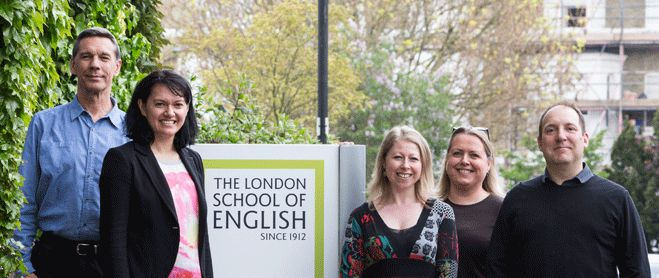 London School of English Courses