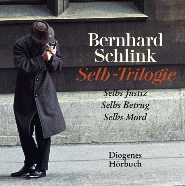 Schlink, Bernhard: Selb-Triologie, gelesen von Hans Korte, 2008 (830 Schli)
