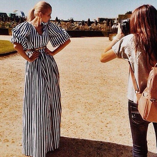 Сказочное платье Libellulas из совместной коллекции с @sophiesavenue …