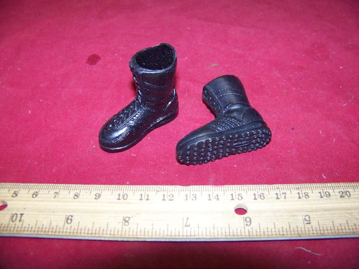 1/6th Scale SWAT Boots #2