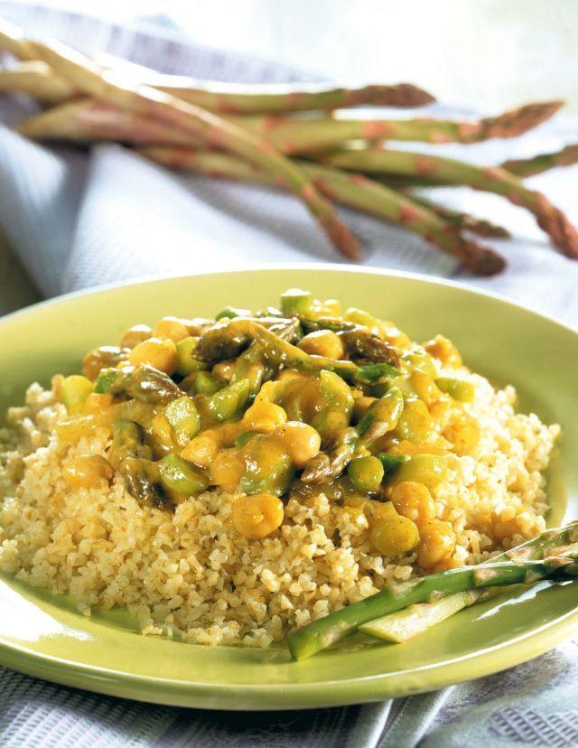 Bulgur primavera - Tutte le ricette dalla A alla Z - Cucina Naturale - Ricette, Menu, Diete