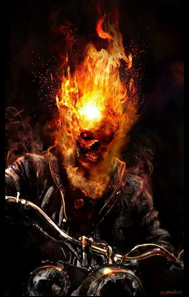 109 Best Ghost Rider Images On Pinterest