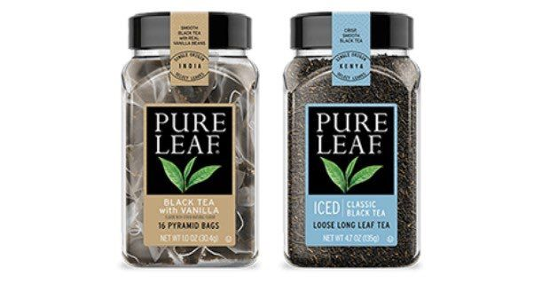 Rare! $1.00 Off Any Pure Leaf Hot or Iced Bagged & Loose Teas!
