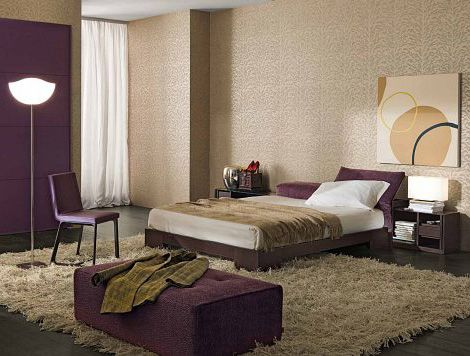 10 best decor ideas for purple bedroom images on pinterest home bedroom ideas and bedrooms - Modern purple bedroom colors ...