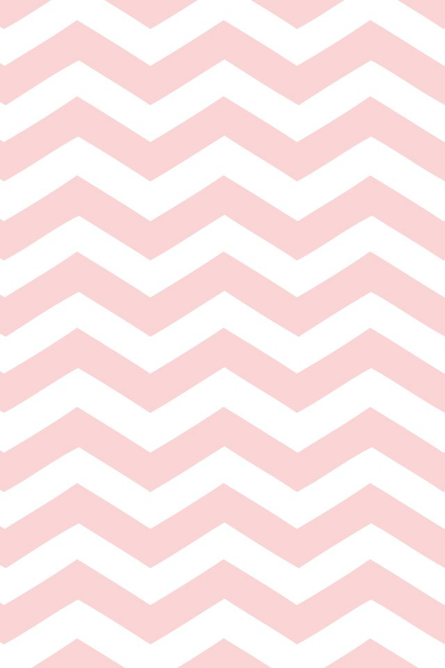 iPhone wallpaper: Pink chevron