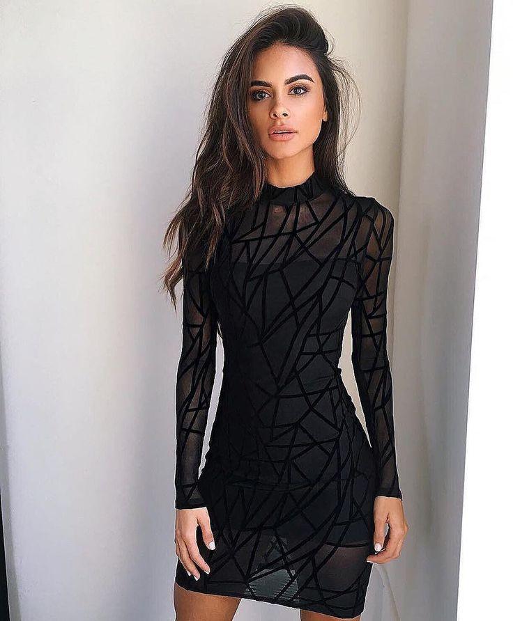 The 'No Scrubs' mesh dress  $69.95 / Limited sizes available! @tigermistloves #tigermist