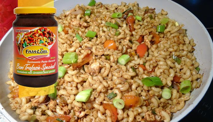 Surinaams eten – Macaroni Speciaal