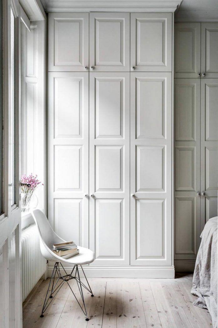 Chic Scandinavian apartment design by Alexander White - CAANdesign