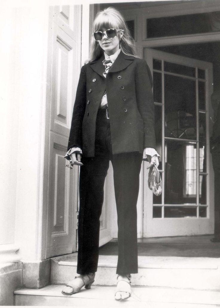 Marianne Faithfull 1967.