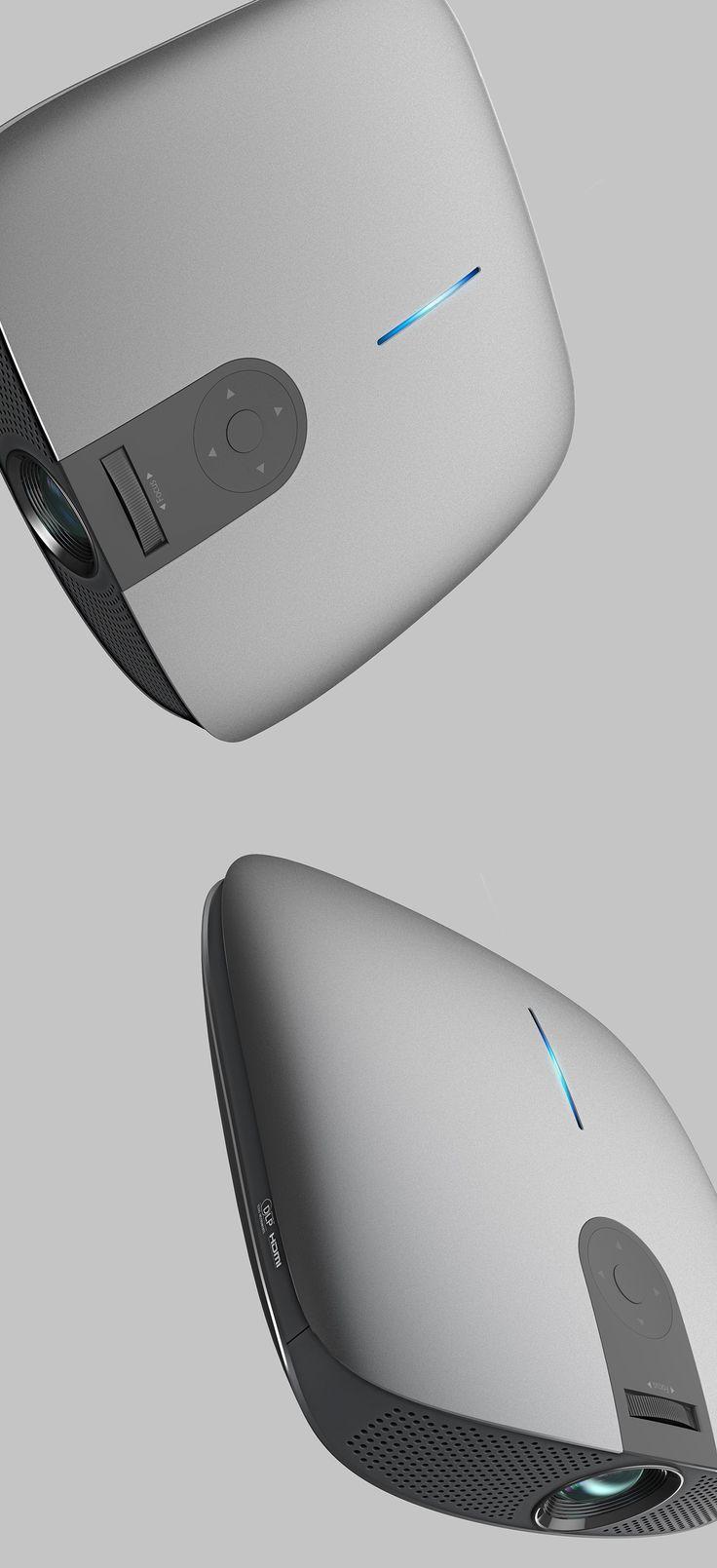 Consultez ce projet @Behance : \u201cProjector_product design\u201d https://www.behance.net/gallery/37009047/Projector_product-design