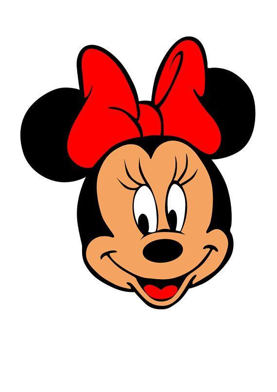 Disney S Minnie Mouse Svg Minnie Mouse Minnie Digital Svg