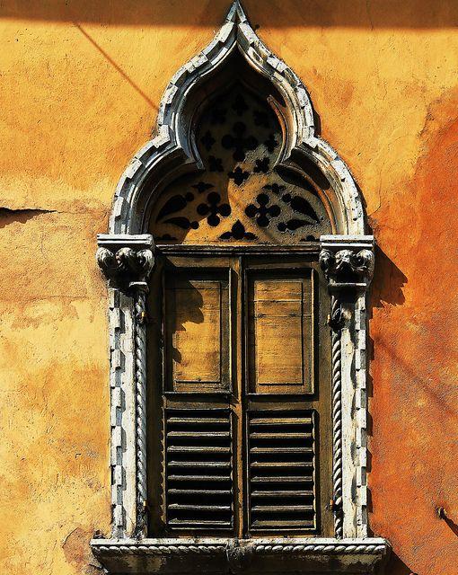 Fifty Shades of Brown | Old windows, Windows, doors, Steel ...