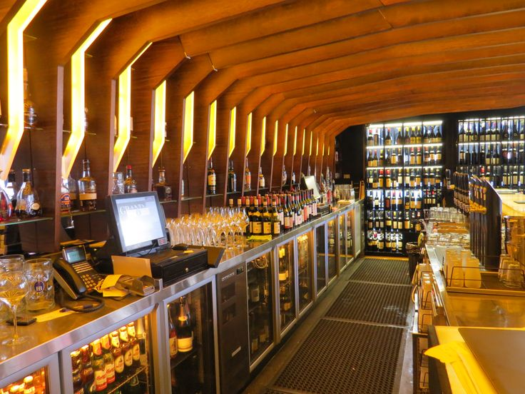 The Grand Perth Custom Made Bar by Practical Products Perth WA
