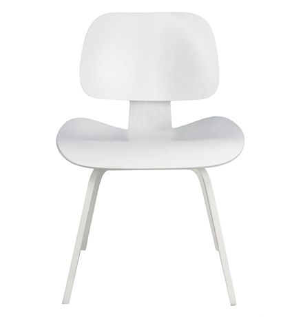 The Matt Blatt Replica Eames DCW (Dining Chair Wood) main ...