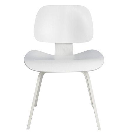 The Matt Blatt Replica Eames DCW (Dining Chair Wood) main image