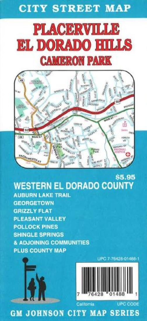 Placerville, El Dorado Hills and Cameron Park, California by GM Johnson