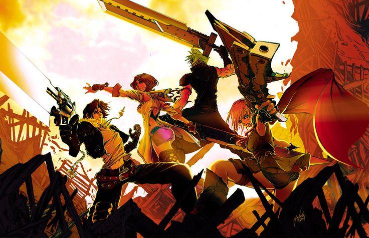 Final Fantasyby*Huue