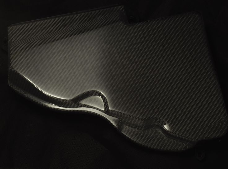 Carbon fibre skinning BMW M3