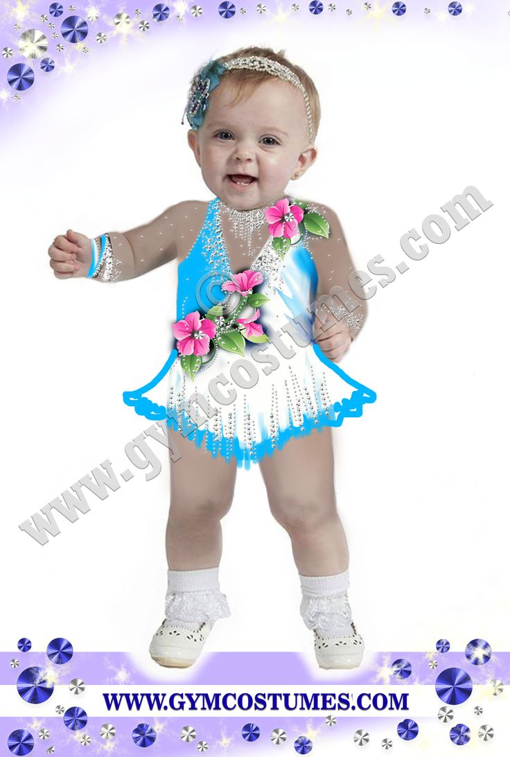 Baby sizes ! 86 - 122 cm . RG-Leotard Dance dress acrobatics suit Skating dress RSG-Anzug Kürkleid Rhythmische Sportgymnastik   Tanzkleid Eiskunstlaufkleid Competition rhythmic gymnastics leotard