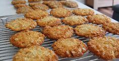 Μπισκότα υγιεινά με ταχίνι