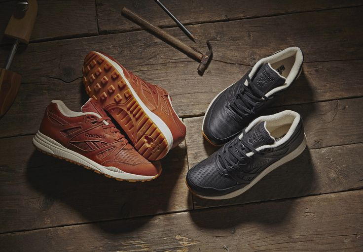 Reebok Runners Re-Upholstered Courtesy of Size?