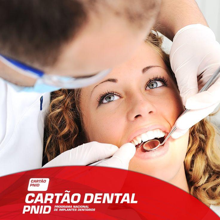 Saber que pode tratar dos seus dentes integralmente com um único Cartão é uma sensação de segurança e confiança que só o Cartão Dental PNID pode-lhe dar. Saiba como, contacte-nos e faça parte da Família Cartão Dental PNID; esperamos por si ! -------------------- Adira JÁ ao seu Cartão: > http://www.pnid.pt/cartaodentalpnid/#saber-mais