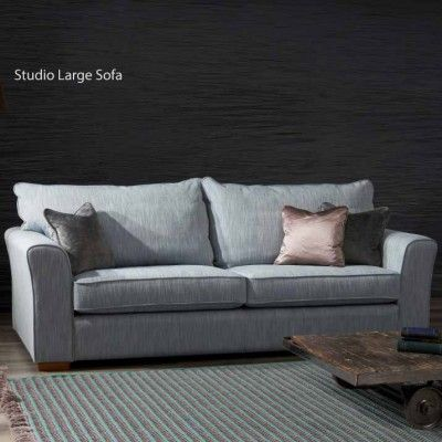 New Collins and Hayes Studio Sofa at Insitu Furniture :: Insitu Furniture by Jonathan Macmillan