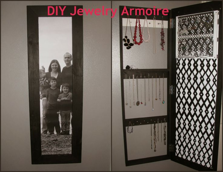 The 25 best diy jewelry armoire ideas on pinterest diy jewelry my so called diy blog diy jewelry armoire solutioingenieria Gallery