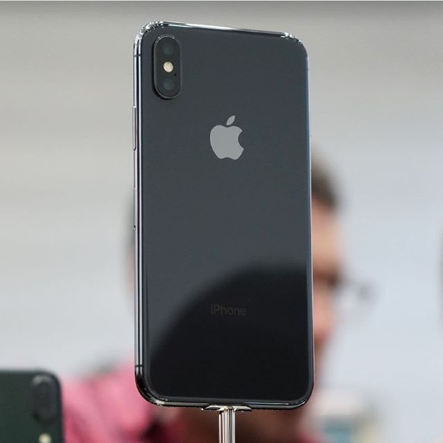 iphone space gray space grey or silver iphone x ijustine apple inc 3412