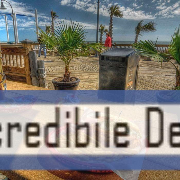 Bar și Grătar cu deschidere la ocean - 100 9th St, Myrtle Beach, SC  Like & Share daca va place.