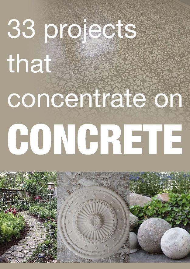 Projetos de concreto