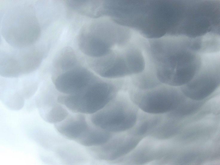 Las Nubes MastodóNticas O Mammatus