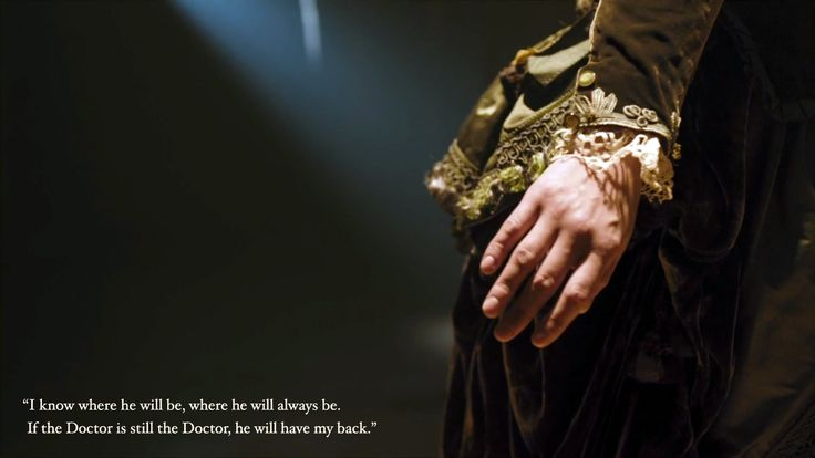 """Doctor Who Season 8 Ep 1 """"Deep Breath"""" Quote Pic - My heart jumped in to my throat at this part!"""