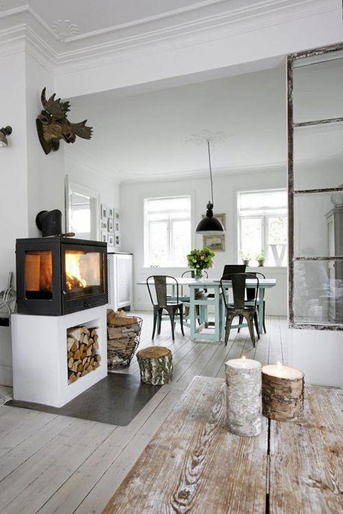 190 best Woodburners & Stoves images on Pinterest | Wood burning ...