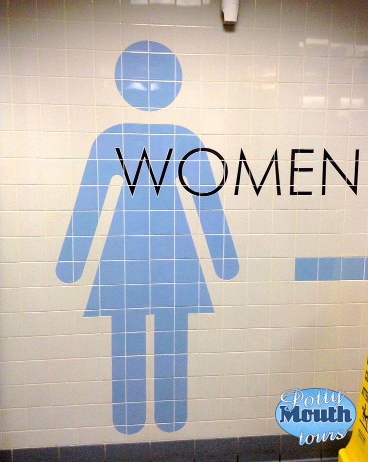 Bathroom Sign Size 15 best bathroom signs images on pinterest | bathroom signs