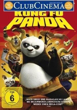 Kung Fu Panda  2008 USA      Jetzt bei Amazon Kaufen Jetzt als Blu-ray oder DVD bei Amazon.de bestellen  IMDB Rating 7,6 (157.535)  Darsteller: Jack Black, Dustin Hoffman, Angelina Jolie, Ian McShane, Jackie Chan,  Genre: Animation, Action, Adventure,  FSK: 6