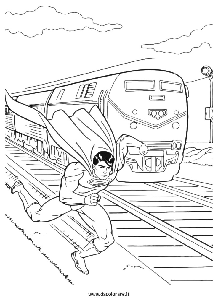 free superman coloring pages for kids develop study habit of your kids through coloring the out sketch images and cartoons