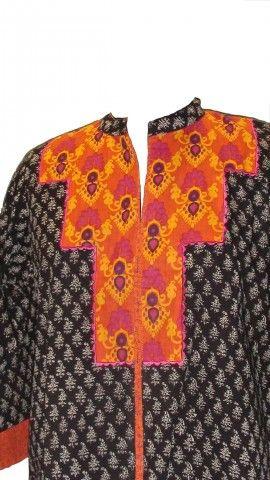 Mahima Handblock New Stylish Cotton Kurti for women