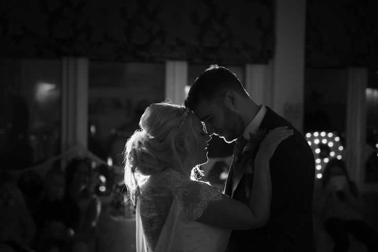 St Ives Bay Hotel wedding photography, first dance.