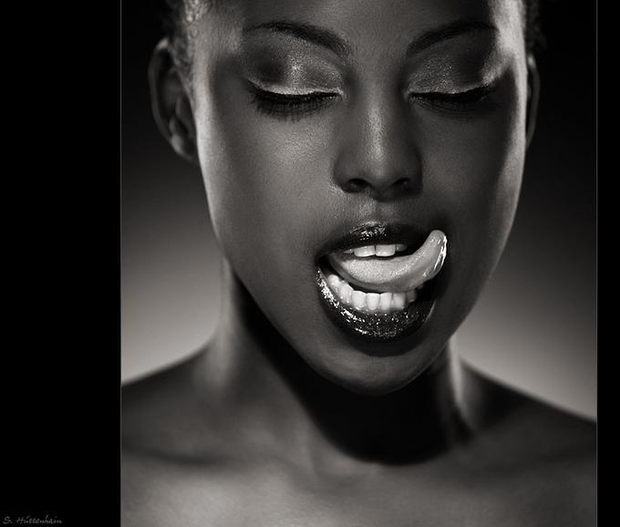 - tongue plays -: Photo by Photographer Sascha Hüttenhain - photo.net