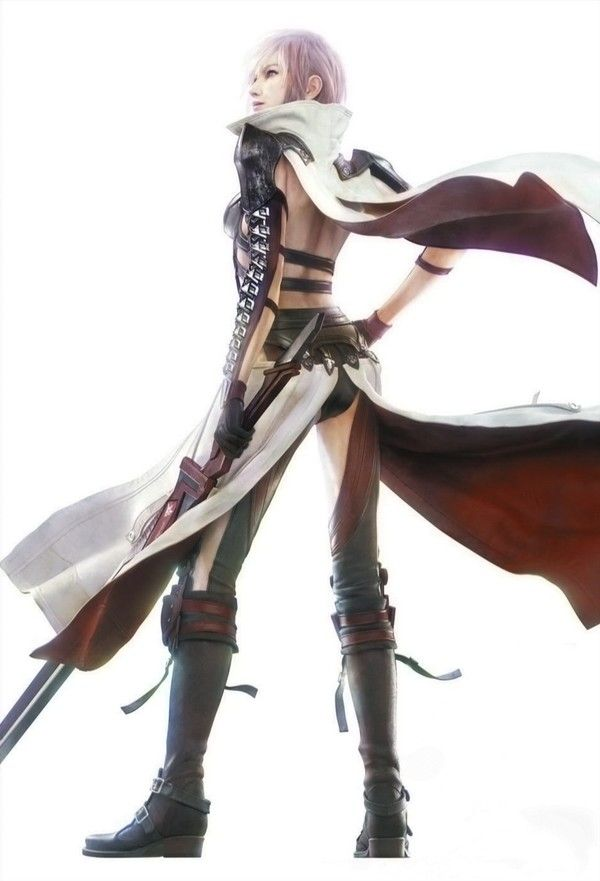 Final fantasy xiii lightning returns costumes - photo#8
