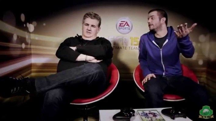 FIFA 15 Ultimate Team – Le blog officiel français: On The Road : Pierre Ménès vs Psyko17
