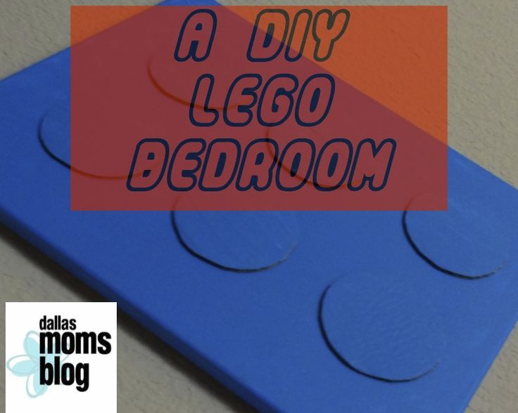 DIY Lego Room