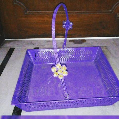 Metal Basket · · · · · · · · · ·  #gift #giveaway #vendor #barmancreations #boxes #baskets #cages #trays #jewellery #chocolates #almonds #guests #boxes #giftitems #stock #products #photo #weddingfavors #events #photographer #instagood #like4like #followme #delhi #delhidiaries #newdelhi #wedwise #sodelhi #wearegurgaon #wedtalkindia