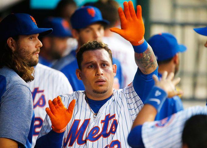 Asdrúbal Cabrera pidió ser cambiado de los New York Mets #Beisbol #Deportes