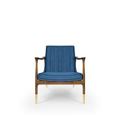 Hudson Armchair | Essential Home | Mid Century Furniture