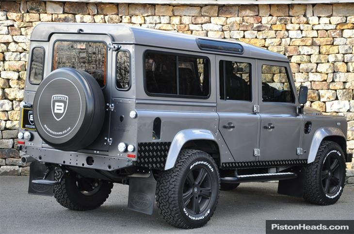 Land Rover Defender colour options | LAND ROVER DEFENDER 110 XS++BESPOKE ELEMENTS EDITION++ (2014) For sale ...