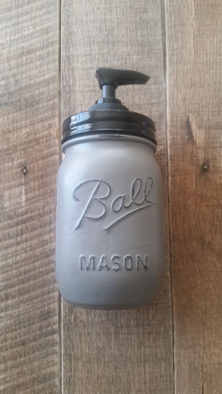 Country Living Soap Dispenser *FEATURED on the Country Outfitters Marketplace* by Tumbleweedsandme on Etsy