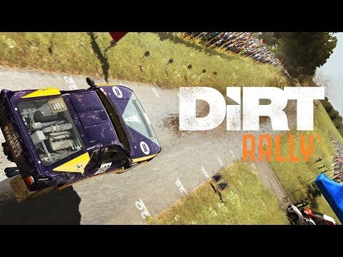 Dirt Rally Tarmac Terrors Out Now!